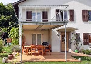 Was Kostet Ein Anbau : balkonanbau metallbalkon terrasse gelaender 01 haus au en pinterest balkonanbau balkon ~ A.2002-acura-tl-radio.info Haus und Dekorationen