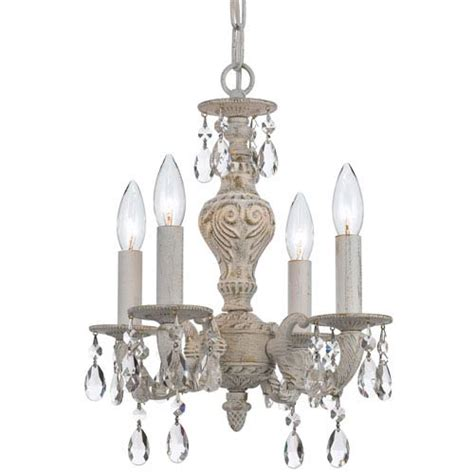 small wrought iron chandelier bellacor