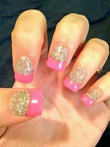 15 Pink Nail Arts You Must Have - Pretty Designs