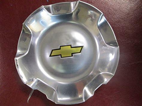 oem chevy  lug polished aluminum center cap