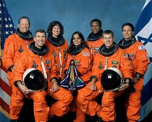 Space Today Online -- Tragedy of Space Shuttle Columbia ...