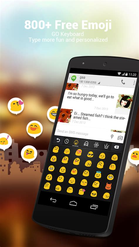 keyboards with emojis for androids for go keyboard emoji android apps on play