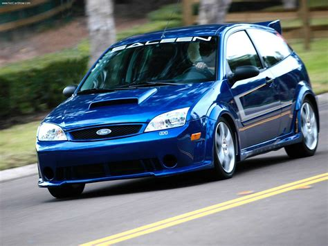 Focus Saleen by Saleen Ford Focus S121 N2o 2005 Picture 16 Of 58