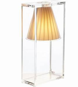 Luminaire Kartell : light air lampe beige kartell d couvrez luminaires d ~ Voncanada.com Idées de Décoration