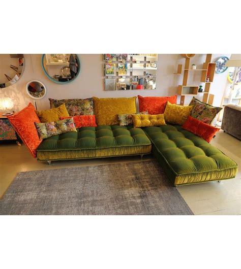 canapé d angle grand grand canapé d 39 angle ohlinda de bretz a et t