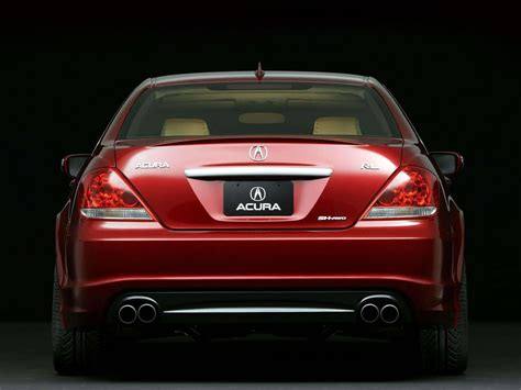 2005 Acura Rl Aspec Concept Japanese Car Wallpapers