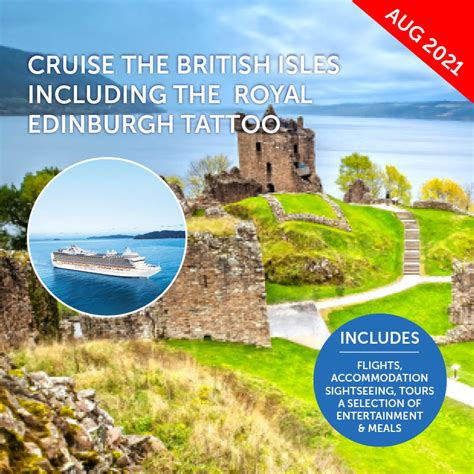 Celtic Cruise of the British Isles | Travelrite International