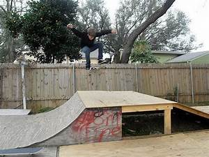 Build A Bmx Wooden Ramp Want Wooden Ramp Skate Ramp