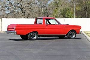 1965 A Code 4 Speed Ranchero 302 V8 With 351 Cleveland