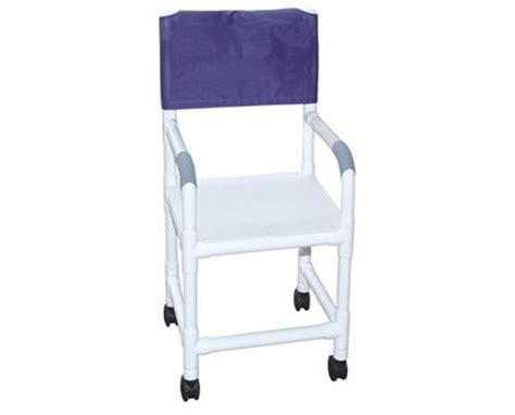 mjm 26 quot wide shower chair with flatstock seat save at