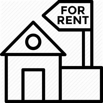 Icon Lease Property Rent Rental Icons Tenant