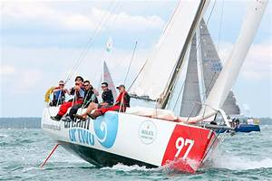 Race Sailing Day Onboard a World Class Racing Yacht ...