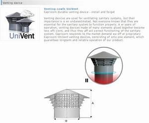 Vent Cowl - 110 Mm - Cap - Grill - Cover