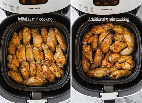 fryer wings chicken air bbq easy recipes cooking eat recipe watchwhatueat cook wing process quick fried corn eating try eggplant