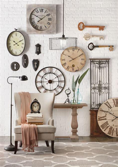 ideas  wall clock decor  pinterest large