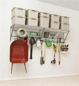 Rangement Outils Garage : rangement de garage accroo rangement efficace ~ Melissatoandfro.com Idées de Décoration