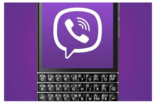download viber app for blackberry curve