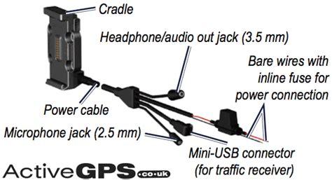 Bmw Navigator Iv Wiring Diagram by Garmin Zumo 660 Motorcycle Mount Kit 010 11270 03