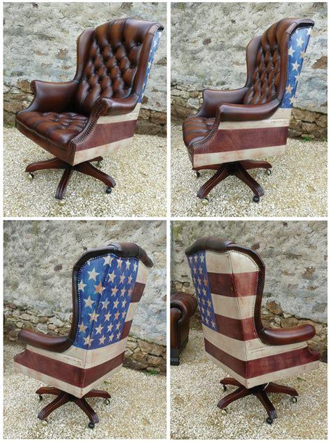chaise de bureau chesterfield fauteuil de bureau carrefour