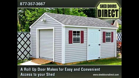 roll up door for shed shed door barn door garage door roll up door 1 877 357