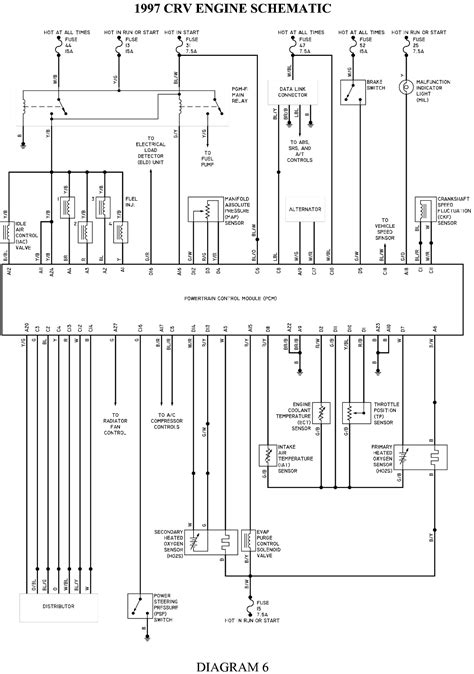 An Schematic 3 Wire Wiring Diagram by Repair Guides Wiring Diagrams Wiring Diagrams