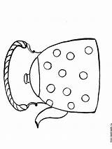 Kettle Coloring Printable Recommended sketch template