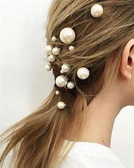 Pearl Hair Accessories