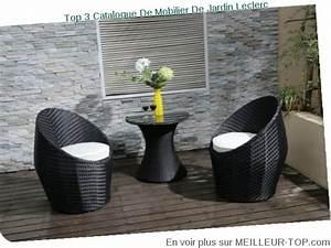Salon De Jardin Leclerc Catalogue : meilleur top 3 catalogue de mobilier de jardin leclerc ~ Dailycaller-alerts.com Idées de Décoration
