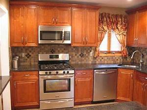 beautiful oak cabinets with dark granite countertops and With kitchen colors with white cabinets with panther stickers