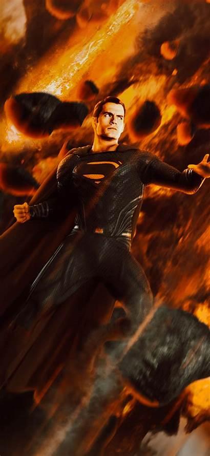 Justice League Superman Suit Wallpapers Iphone 4k