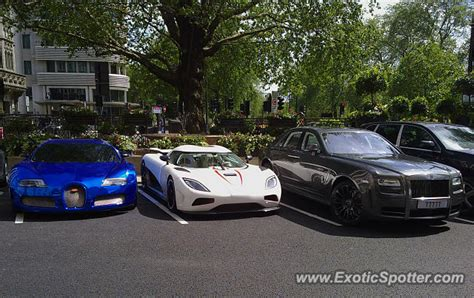 koenigsegg ghost car koenigsegg agera r spotted in london united kingdom on 06
