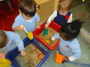 Welcome to the HH Toddler Classroom!: Sand Play