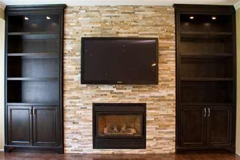 built in bookcases around fireplace glass shelves built in units around fireplace