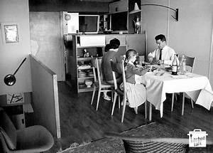 Le Corbusier Cité Radieuse Interieur : le corbusier charlotte perriand kitchens kitchen talk blog ~ Melissatoandfro.com Idées de Décoration