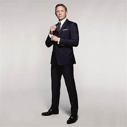 Heineken Bond Daniel Craig James Suits Dresses