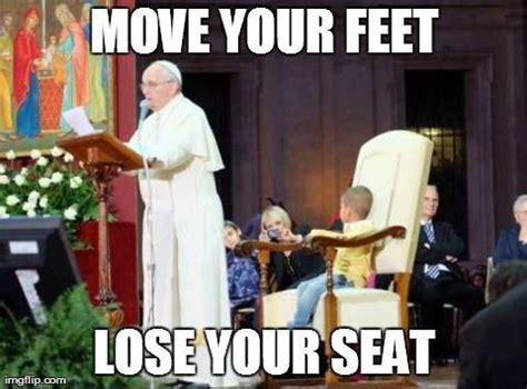 Pope Francis Memes - pin by haley yost on religious humor pinterest