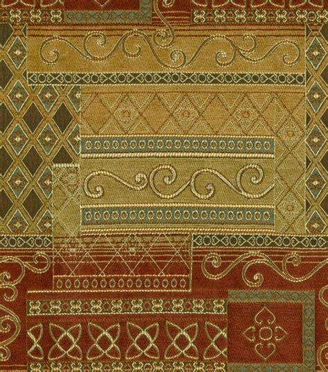 Upholstery Tacks Joann Fabrics by Upholstery Fabric Richloom Flagship Sunset At Joann