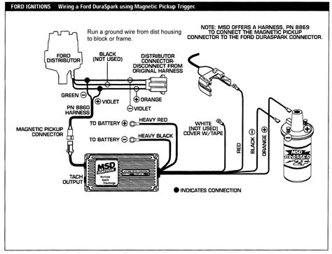 Msd Wiring Diagram Hei New Mesmerizing Mallory