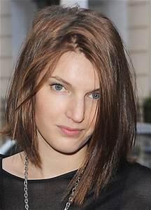 Coupe Cheveux Asymétrique : coupe mi long asymetrique ~ Melissatoandfro.com Idées de Décoration
