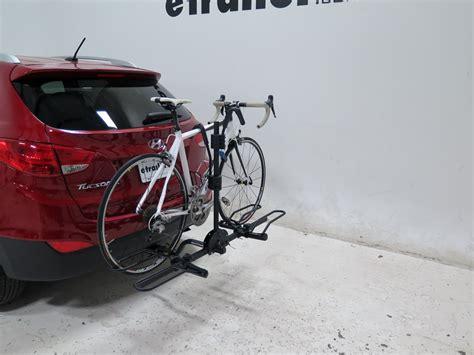 Hyundai Tucson Hollywood Racks Trail Rider 2bike Rack 1
