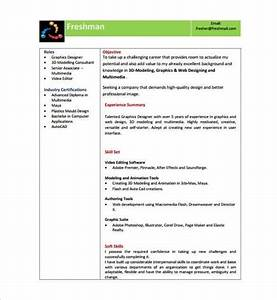Resume format for freshers free download latest pdf for Resume format for freshers free download in ms word