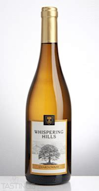 whispering hills nv chardonnay spain spain wine review