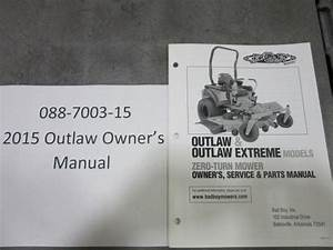 Bad Boy Mower Parts - 088-7003-15