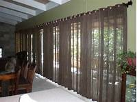 curtains for sliding glass doors Decoration : Decorative Curtains for Sliding Doors ~ Interior Decoration and Home Design Blog