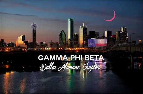 gamma phi beta dallas alumnae chapter home