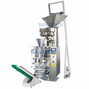 VFFS Pillow/Gusseted Bag Machine VP42 with Volumetric Cup ...