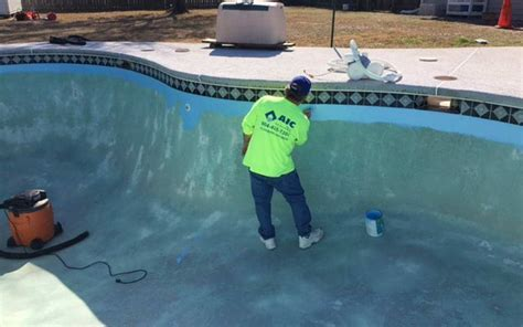 Residential Swimming Pool & Deck Coating Jacksonville FL