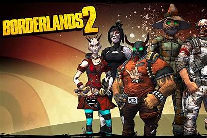 Borderlands Skins Heads Character Classes Today Themed