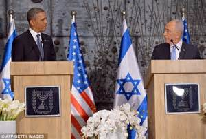 President Obama vows 'eternal' support for Israel in first ...