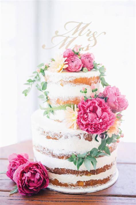 14 Amazing Wedding Cakes To Tantalise Your Tastebuds